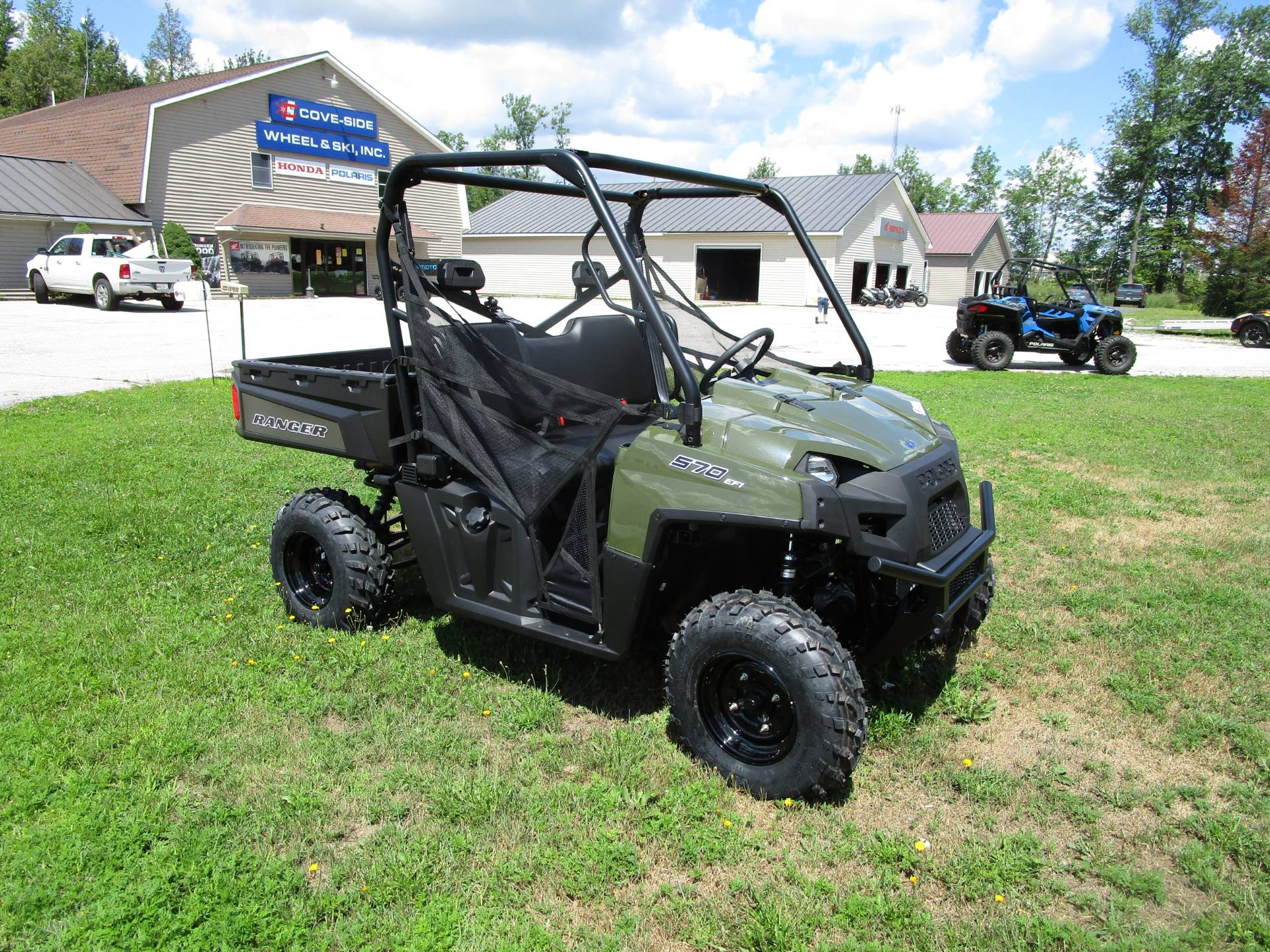 2021 Polaris Ranger 570 Full-Size in Newport, Maine - Photo 2