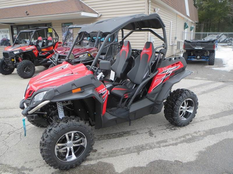 2016  ZForce 800 EX for sale 44716