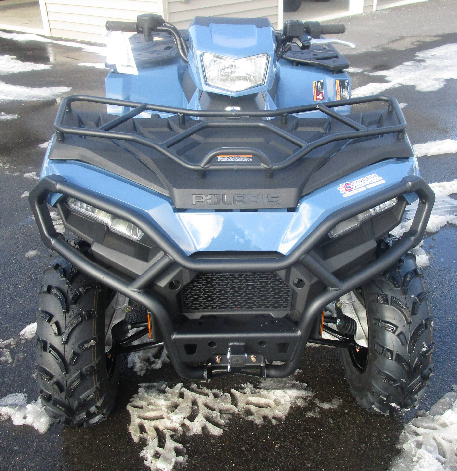 2021 Polaris Sportsman 450 H.O. Utility Package in Newport, Maine - Photo 1