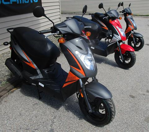 2021 Kymco Agility 125 in Newport, Maine - Photo 1