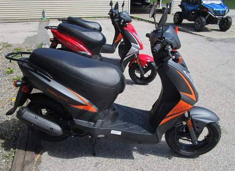 2021 Kymco Agility 125 in Newport, Maine - Photo 2