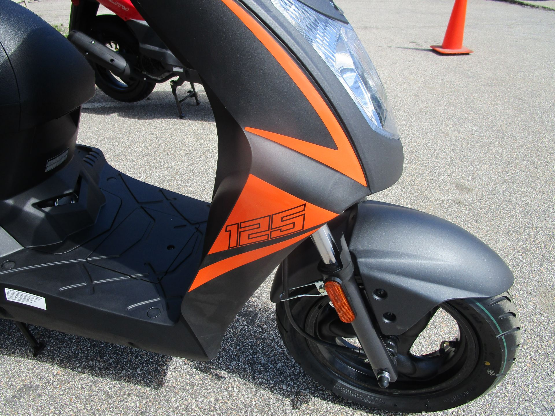 2021 Kymco Agility 125 in Newport, Maine - Photo 4