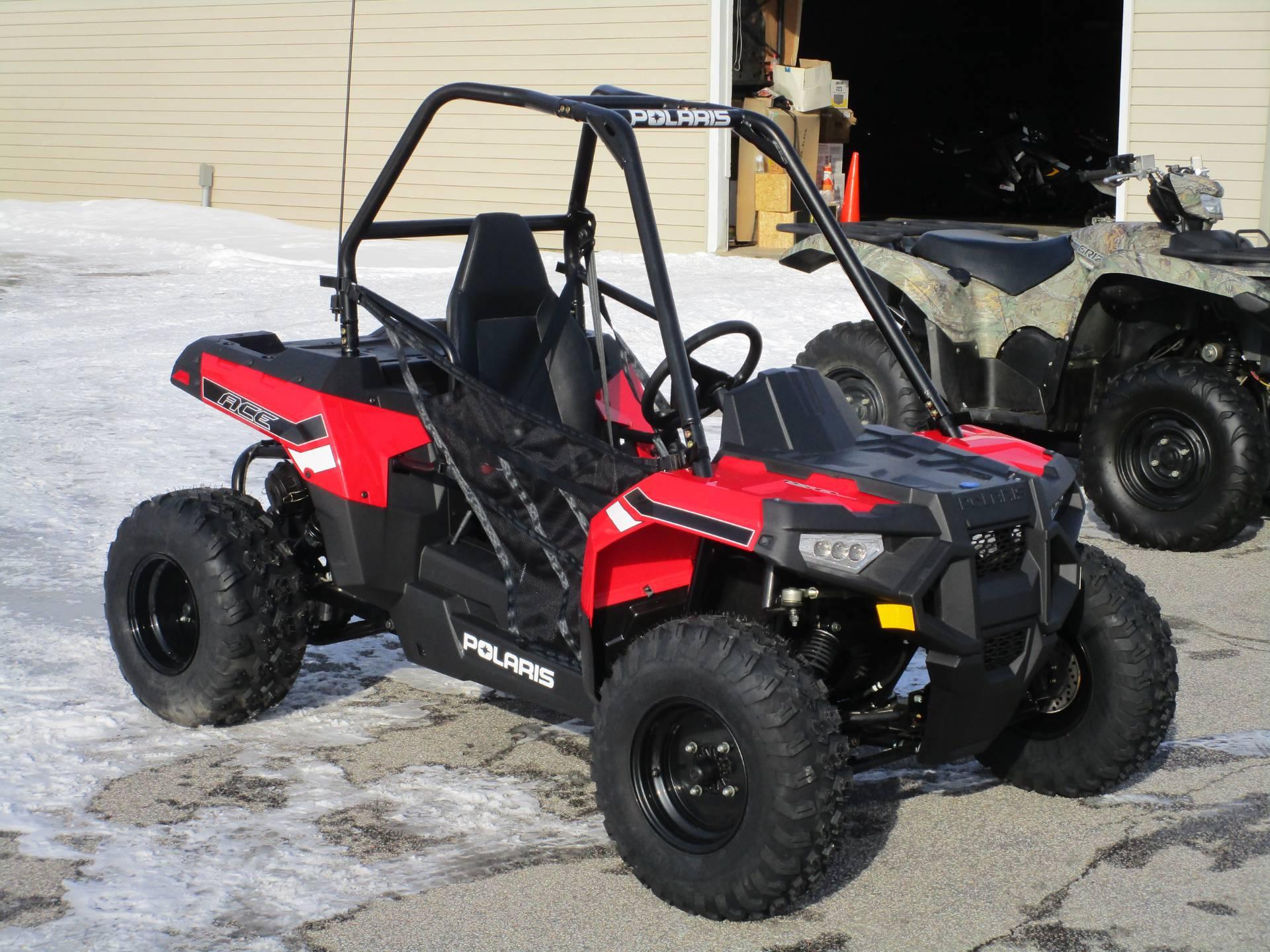 2018 Polaris Ace 150 EFI for sale 2941