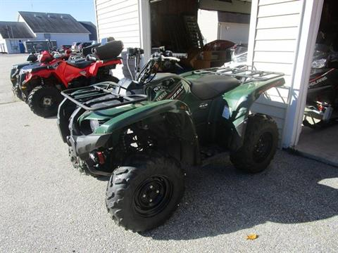 2010 Yamaha Grizzly 700 in Newport, Maine