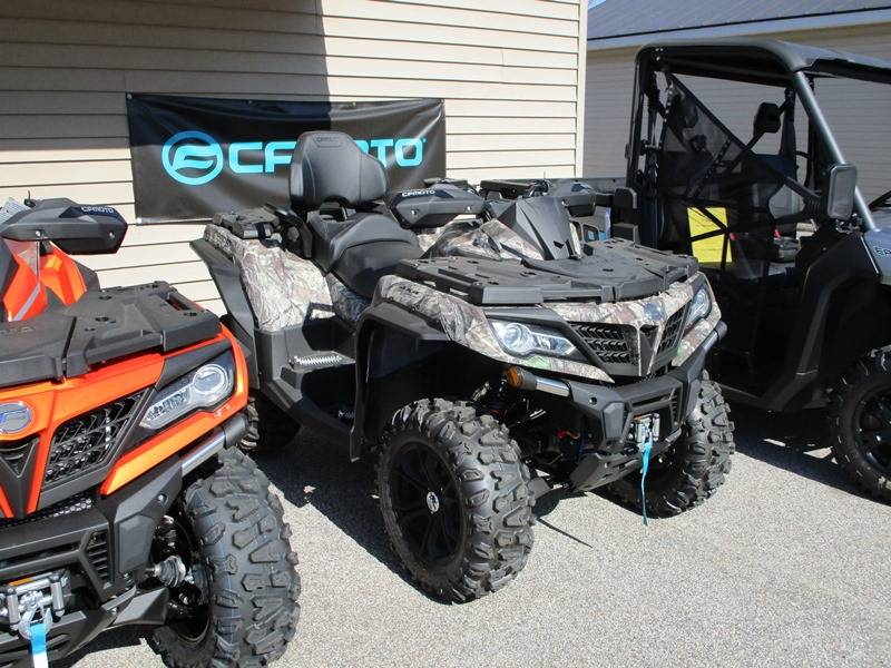 2019 CFMOTO CForce 800 XC in Newport, Maine - Photo 1