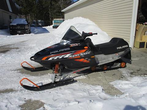 2006 Polaris Supersport 550 in Newport, Maine - Photo 1