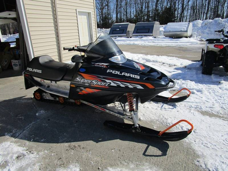 2006 Polaris Supersport 550 in Newport, Maine - Photo 2