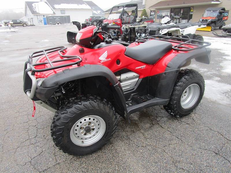 2006 Honda Foreman 500 ES in Newport, Maine