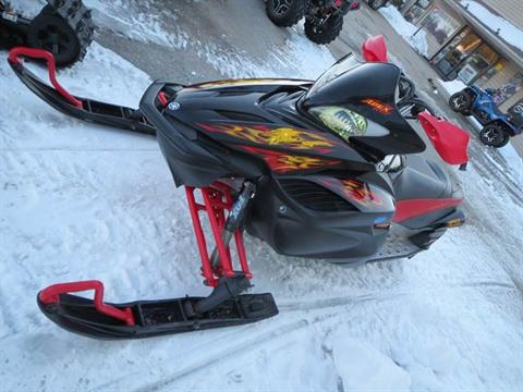 2009 Yamaha Apex RTX in Newport, Maine