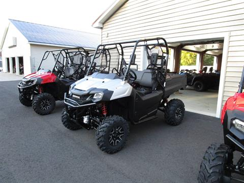 2020 Honda Pioneer 700 Deluxe in Newport, Maine - Photo 1