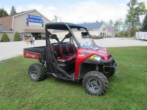 2014 Polaris Ranger 900 XP EPS in Newport, Maine