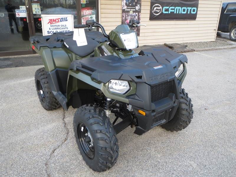 2017 Polaris Sportsman 450 H.O. EPS for sale 46045