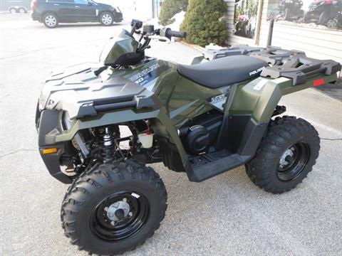 2017 Polaris Sportsman 450 H.O. EPS in Newport, Maine