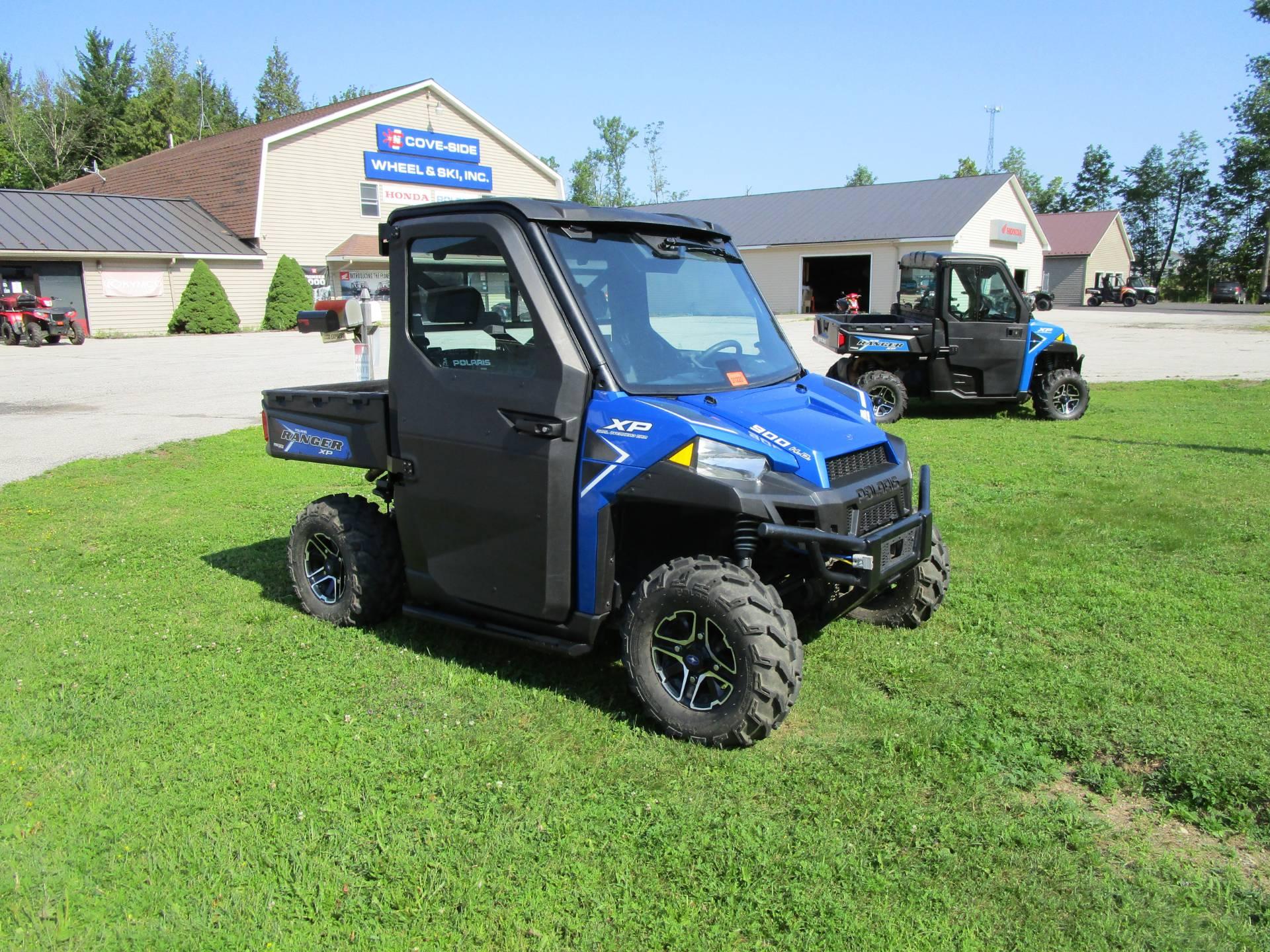 Used 2018 Polaris Ranger XP 900 EPS Utility Vehicles in