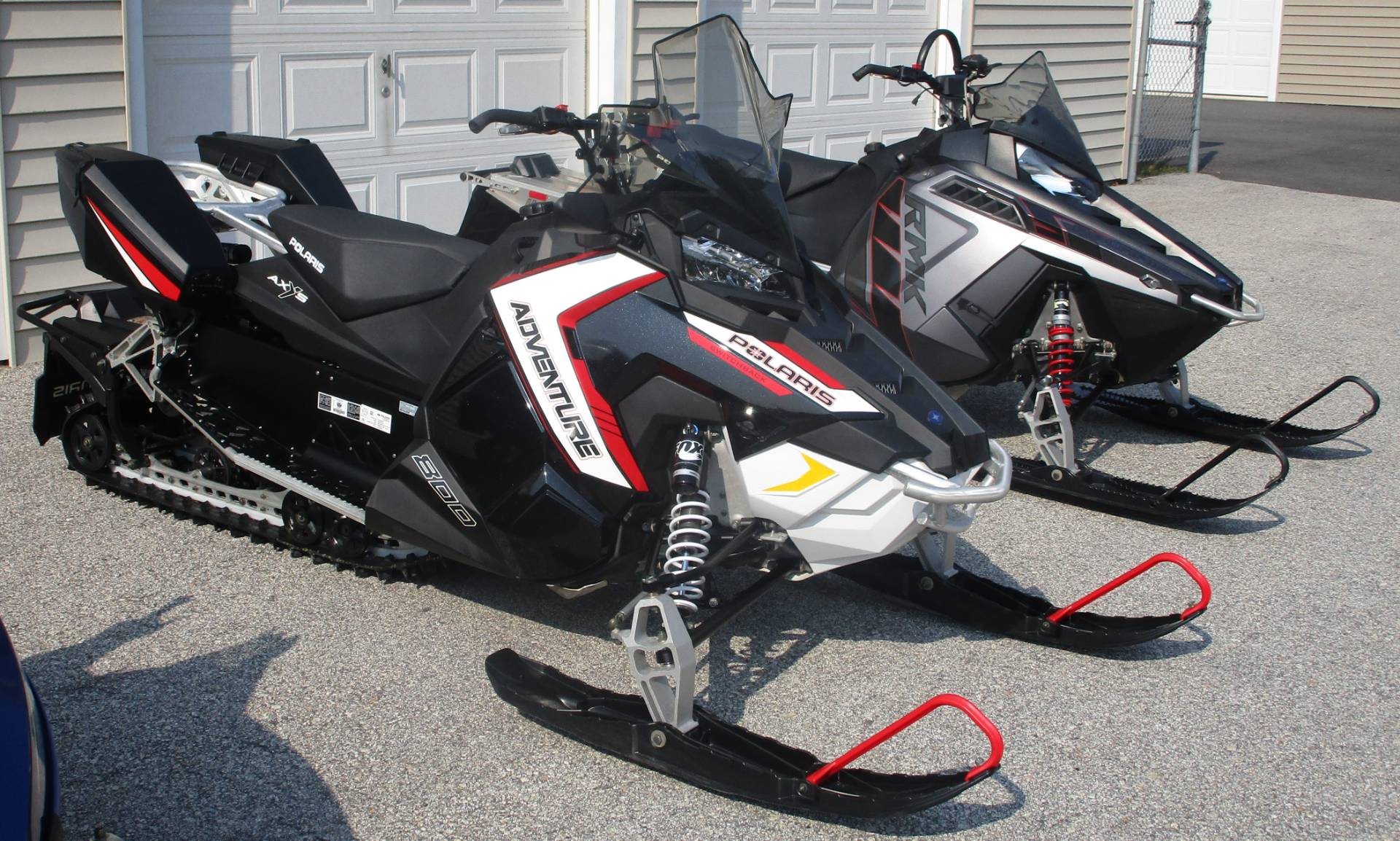 2016 Polaris 800 SWITCHBACK Adventure in Newport, Maine - Photo 2