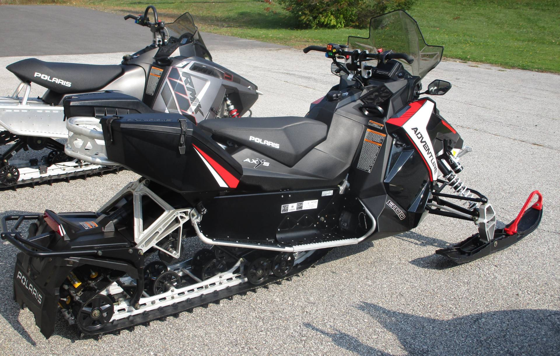 2016 Polaris 800 SWITCHBACK Adventure in Newport, Maine - Photo 1