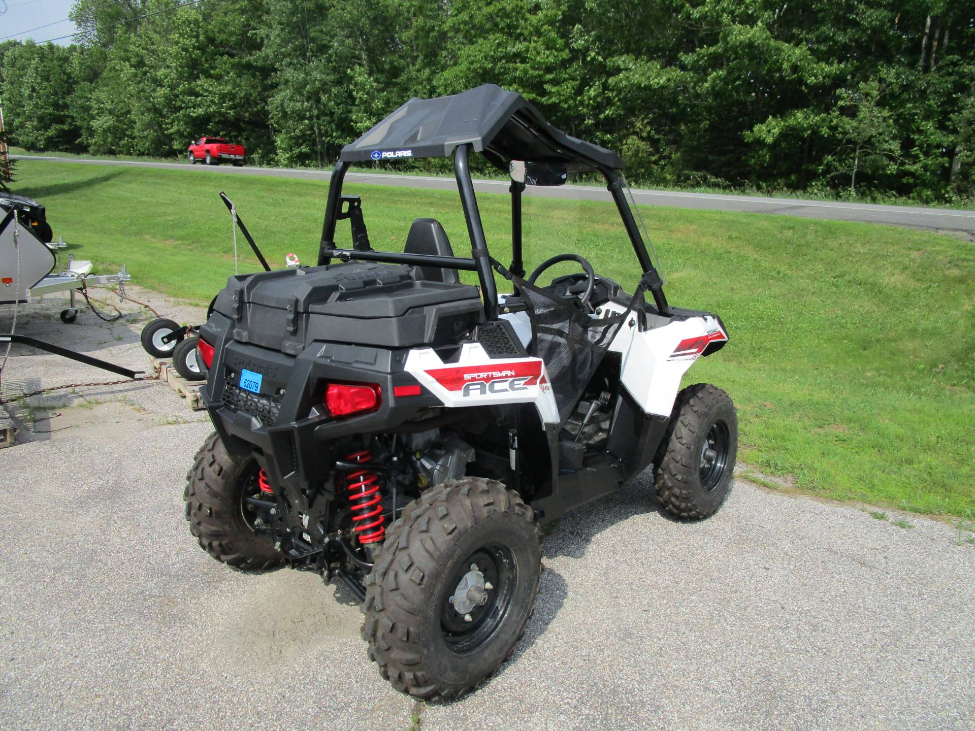 2014 Polaris Sportsman® Ace™ in Newport, Maine - Photo 1