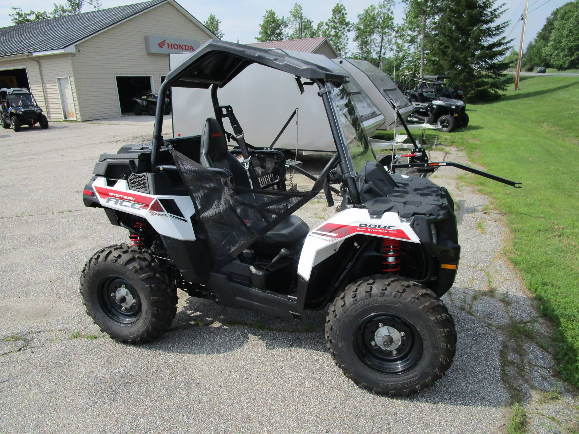 2014 Polaris Sportsman® Ace™ in Newport, Maine - Photo 2