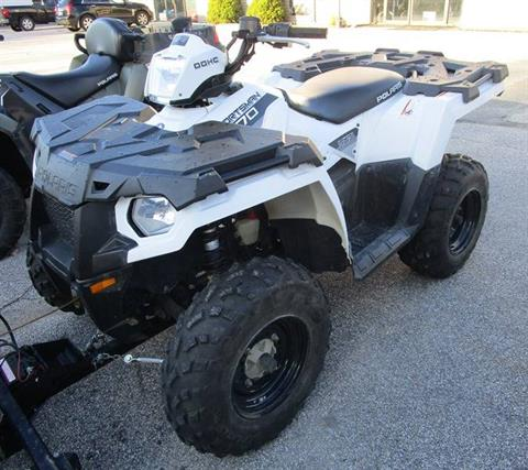 2015 Polaris Sportsman 570 EPS in Newport, Maine