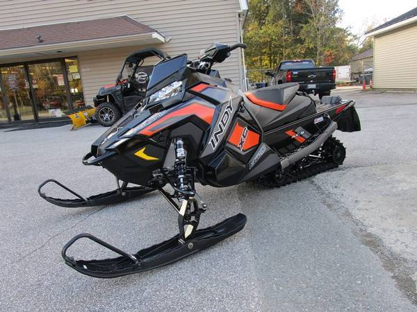 2019 Polaris 800 Indy XC 129 in Newport, Maine