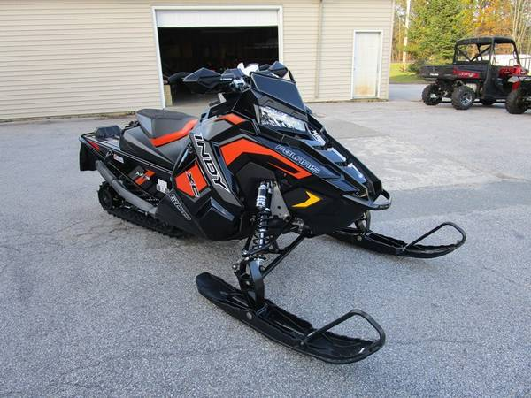 2019 Polaris 800 Indy XC 129 in Newport, Maine - Photo 2