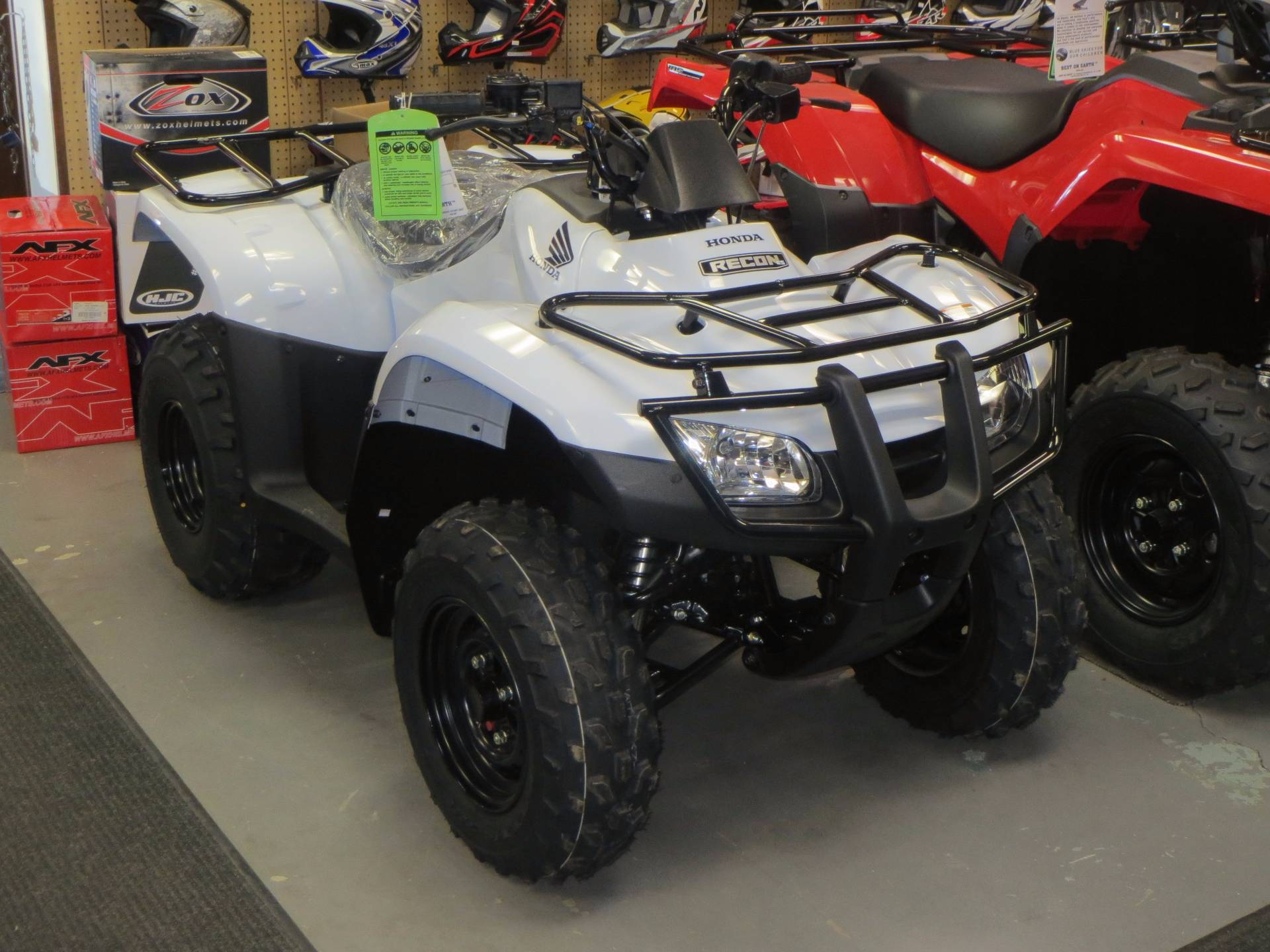 2018 Honda FourTrax Recon ES for sale 96731