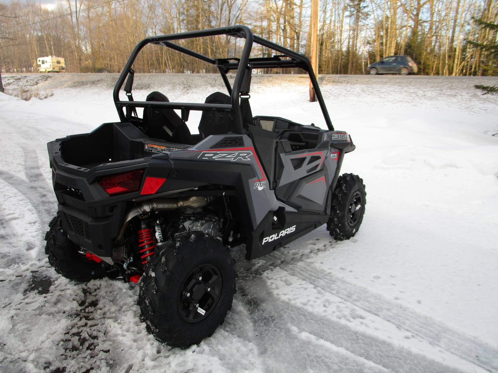 2020 Polaris RZR 900 FOX Edition in Newport, Maine - Photo 4