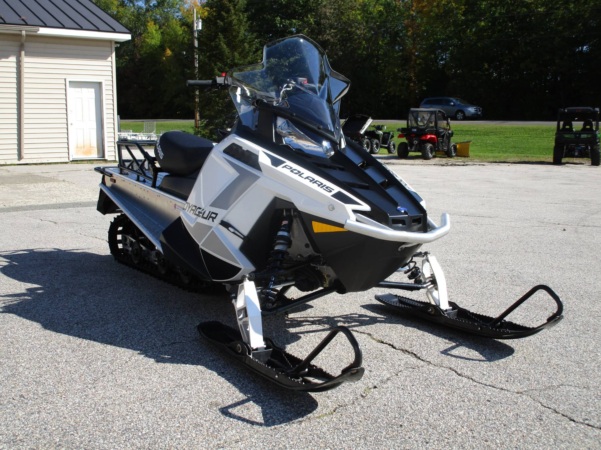 2020 Polaris 550 Voyageur 144 ES in Newport, Maine - Photo 2