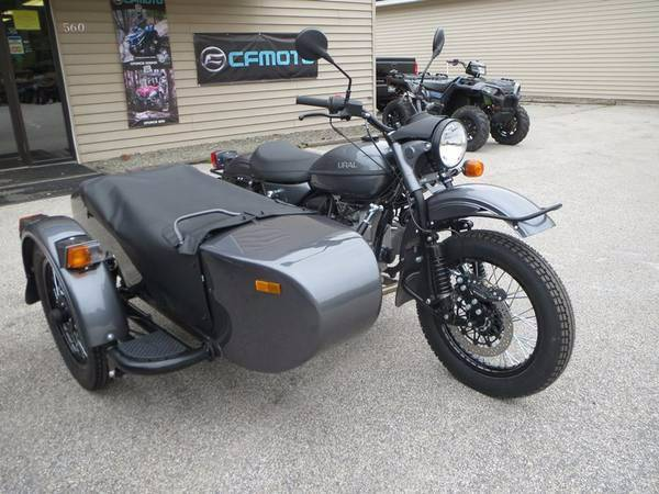 2017 Ural Motorcycles cT in Newport, Maine