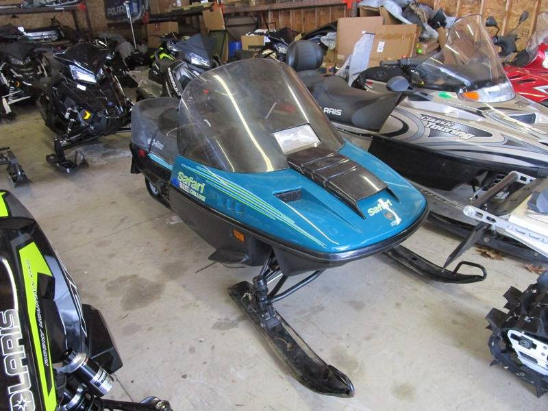 1994 Ski-Doo Safari Deluxe in Newport, Maine