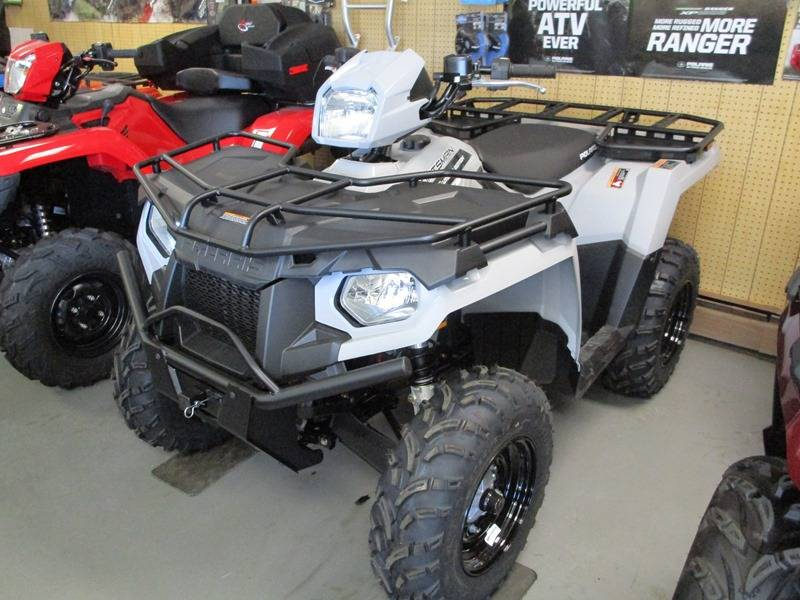 2019 Polaris Sportsman 450 H.O. Utility Edition in Newport, Maine - Photo 1