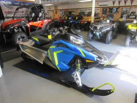 2019 Polaris INDY EVO ES in Newport, Maine