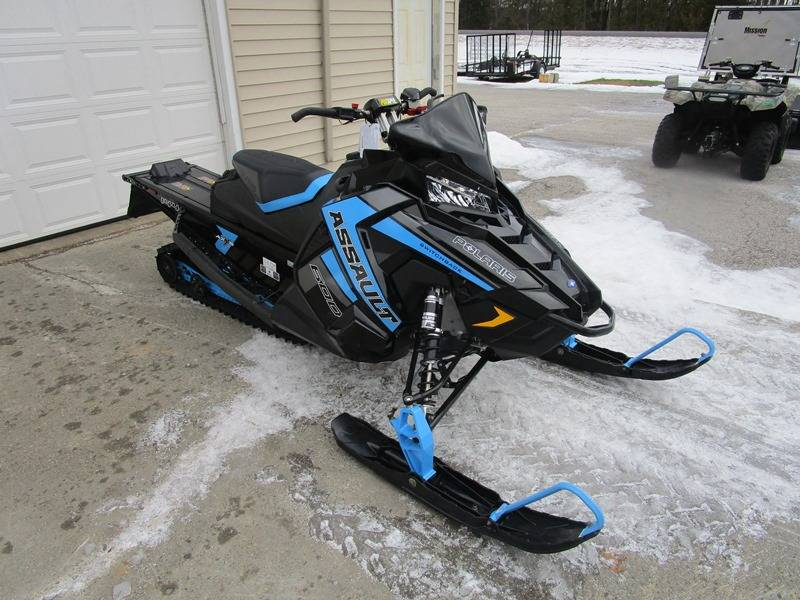 2019 Polaris 600 Switchback Assault 144 SnowCheck Select in Newport, Maine - Photo 2