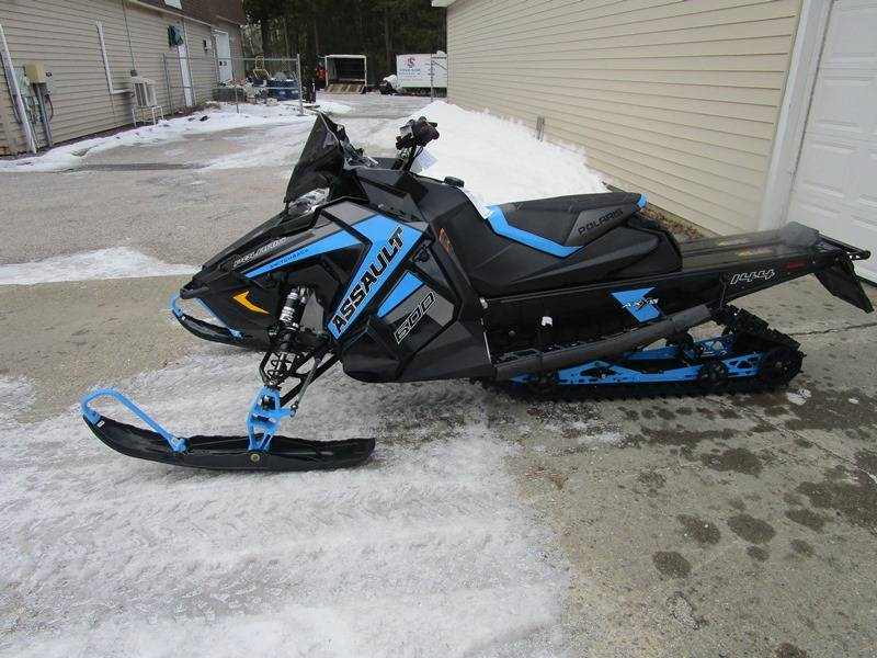2019 Polaris 600 Switchback Assault 144 SnowCheck Select in Newport, Maine - Photo 3