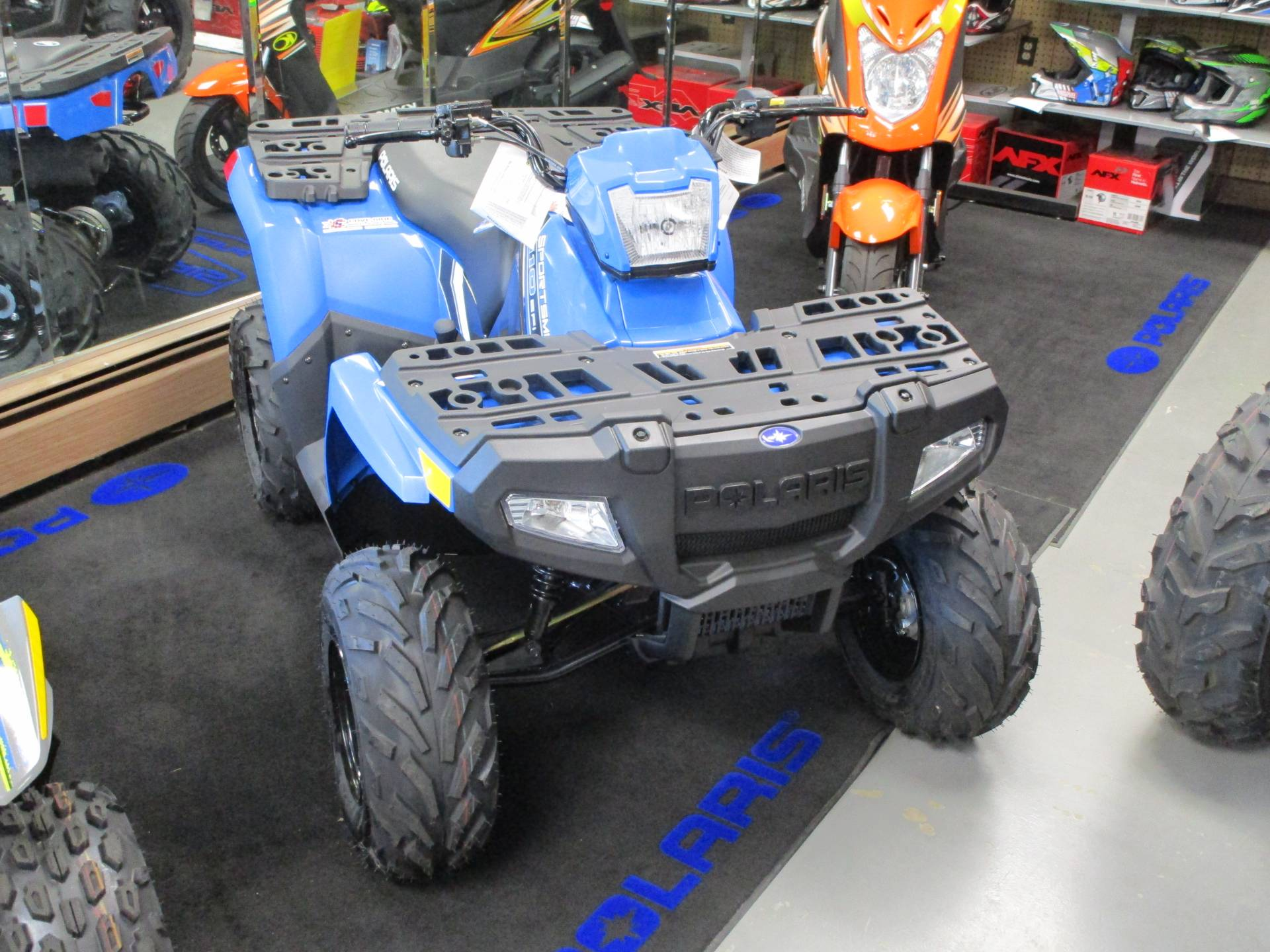 2019 Polaris Sportsman 110 EFI in Newport, Maine - Photo 2