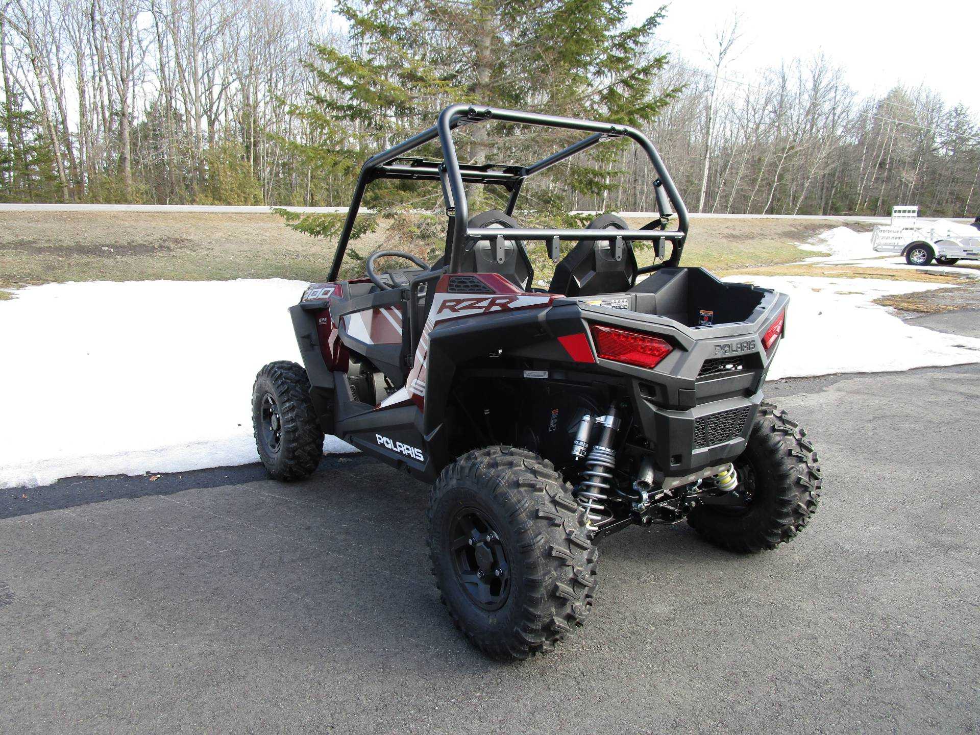 2020 Polaris RZR S 900 Premium in Newport, Maine - Photo 2