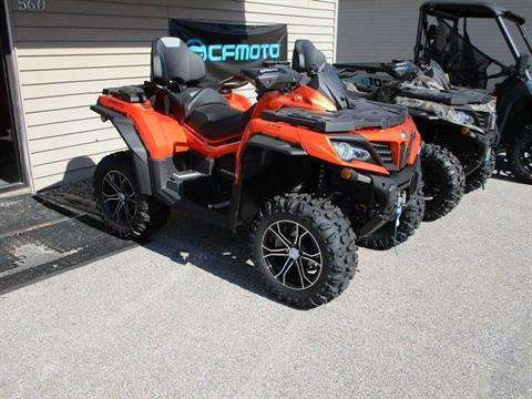 2019 CFMOTO CForce 800 XC in Newport, Maine