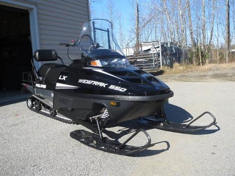 2017 Polaris 550 WideTrak LX ES in Newport, Maine
