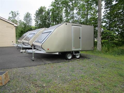 2020 Mission Trailers CROSSOVER 2-2K AXLE in Newport, Maine - Photo 1