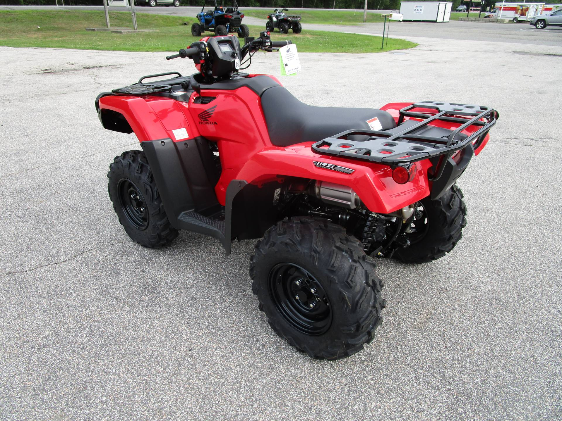 2021 Honda FourTrax Foreman Rubicon 4x4 Automatic DCT EPS in Newport, Maine - Photo 1