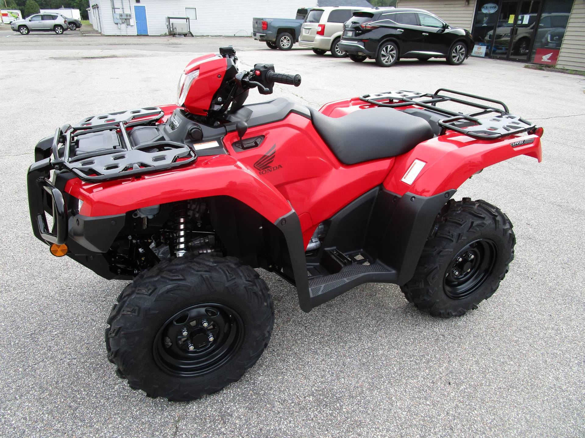 2021 Honda FourTrax Foreman Rubicon 4x4 Automatic DCT EPS in Newport, Maine - Photo 2