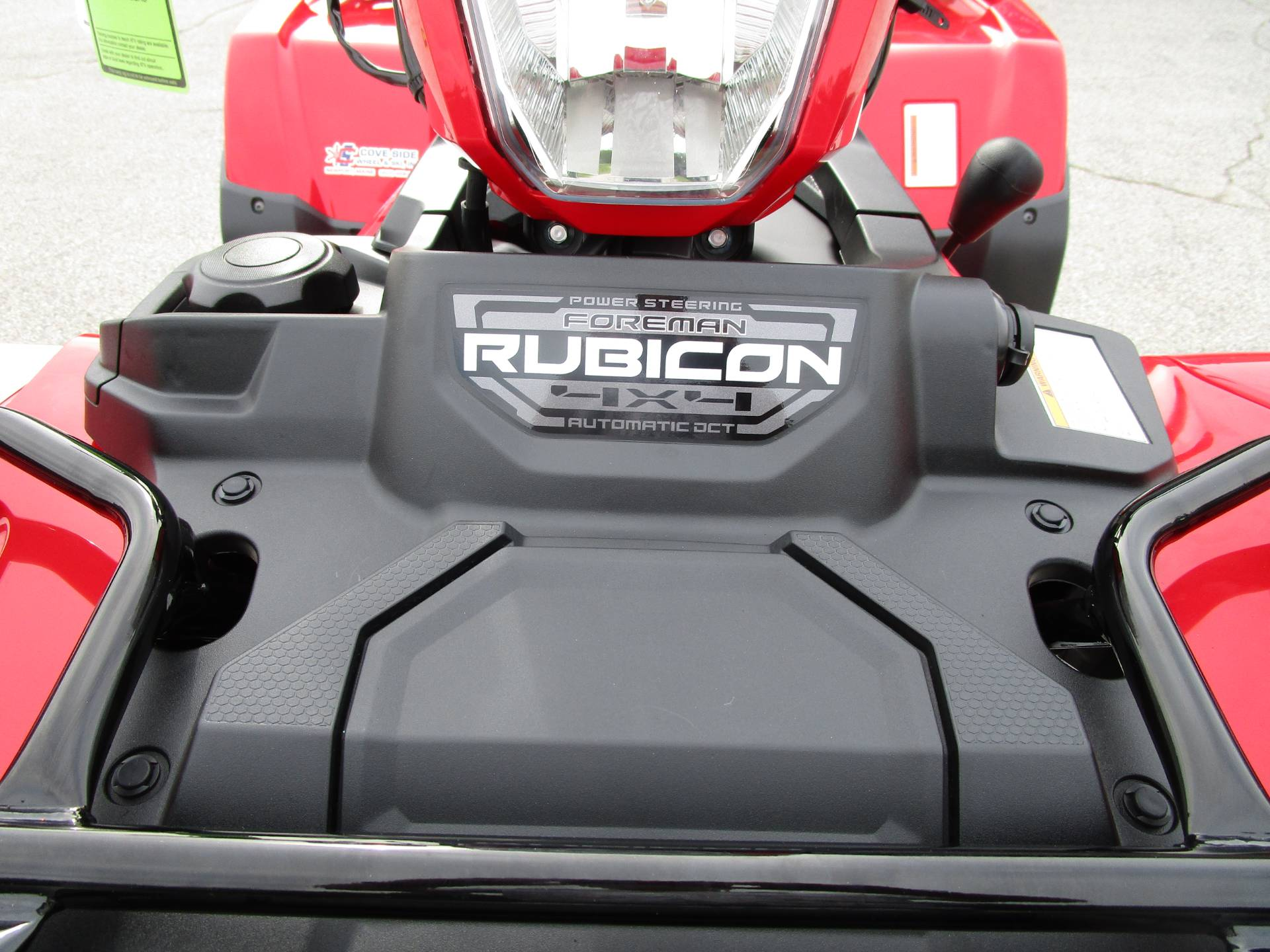 2021 Honda FourTrax Foreman Rubicon 4x4 Automatic DCT EPS in Newport, Maine - Photo 4