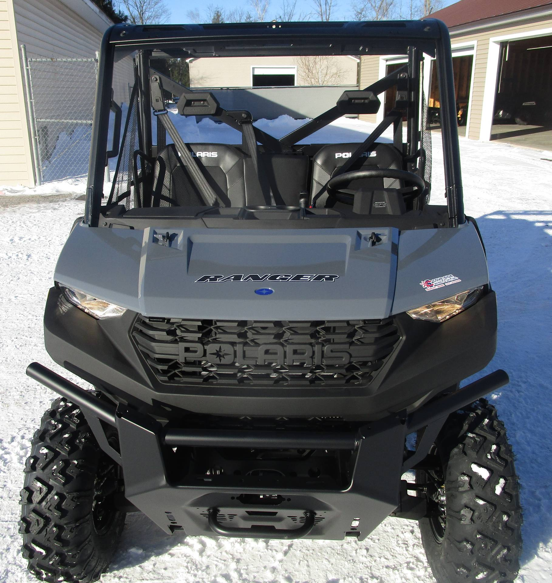2021 Polaris Ranger 1000 Premium in Newport, Maine - Photo 1