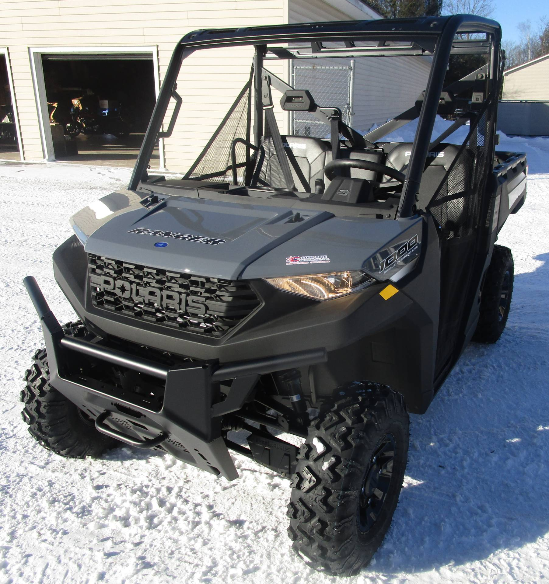 2021 Polaris Ranger 1000 Premium in Newport, Maine - Photo 3