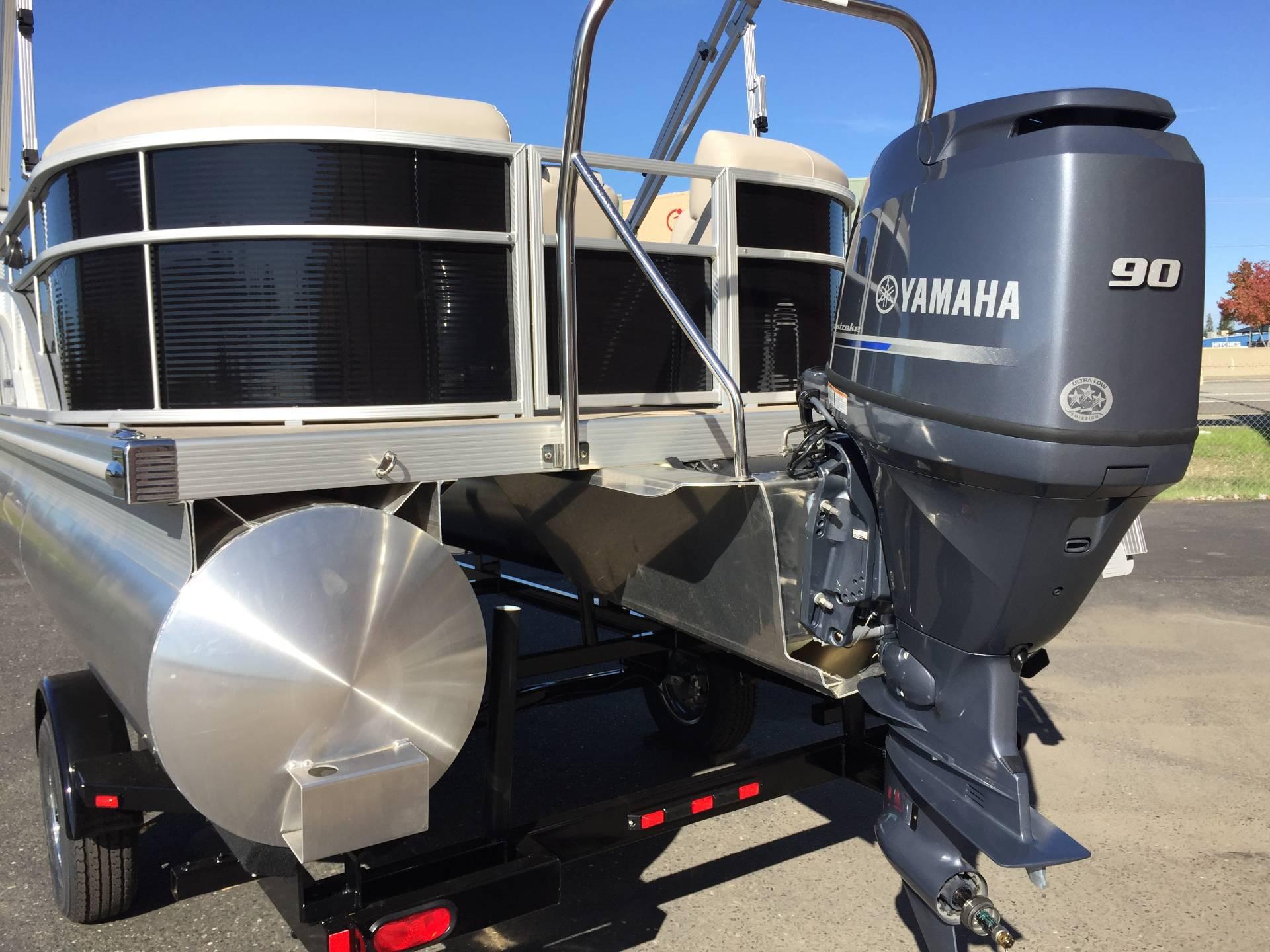 2017 Bennington 20 SSRX in Rancho Cordova, California