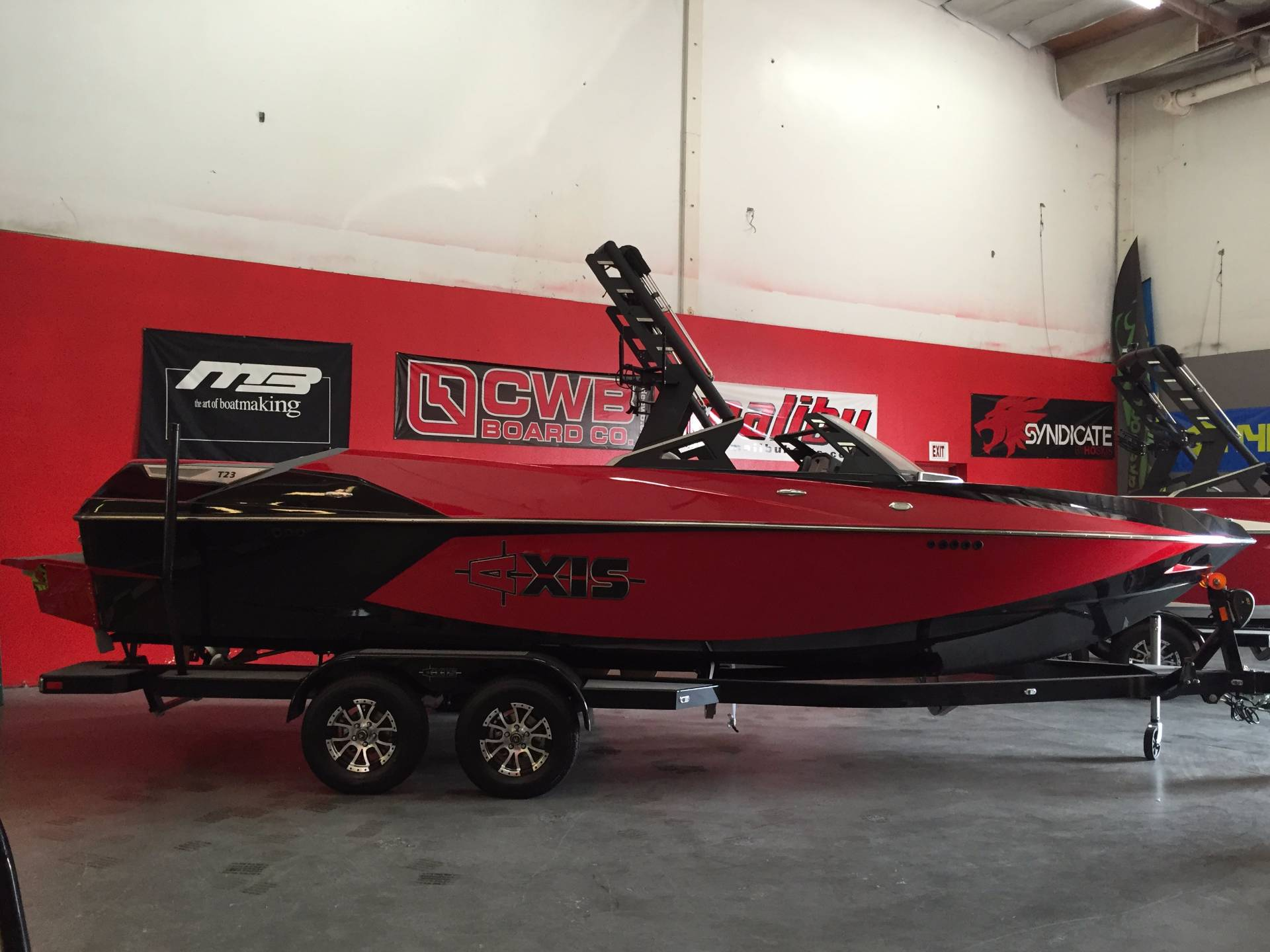 2018 Axis T23 in Rancho Cordova, California