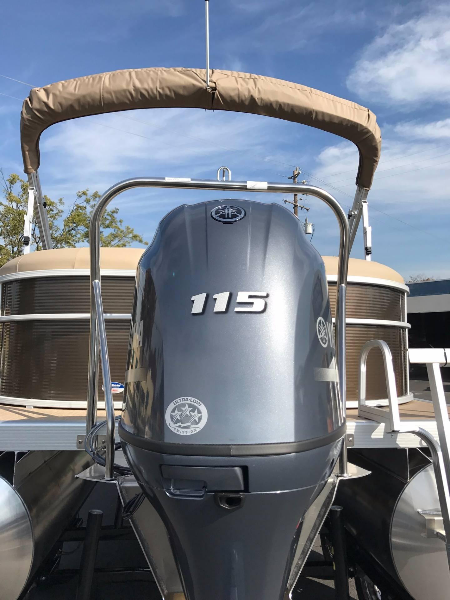 2017 Bennington 21 SSRX in Rancho Cordova, California