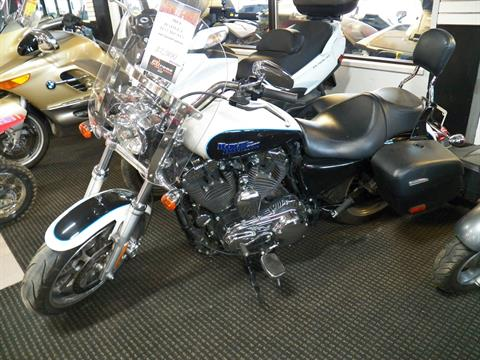 2014 Harley-Davidson SuperLow® 1200T in Gaylord, Michigan