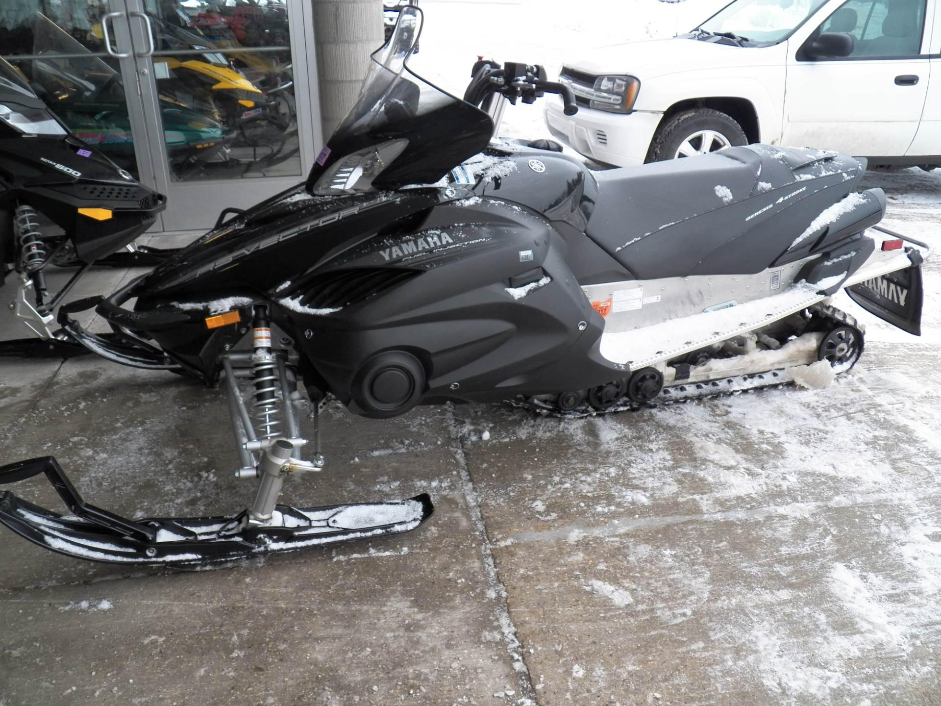 2012 RS Vector LTX