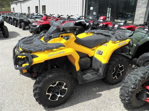 2013 Can-Am Outlander™ XT™ 500 in Gaylord, Michigan